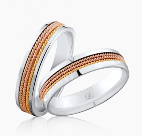 LVC Alegria, wedding bands, wedding rings, love bands ring