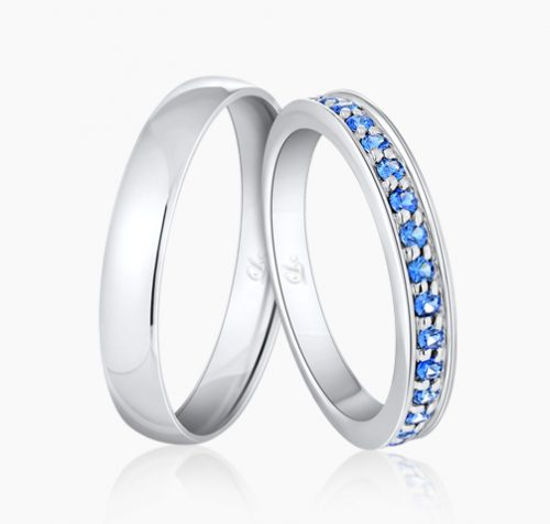 LVC eterno, wedding bands, wedding rings, love bands ring